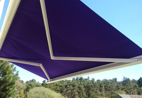 Purple Nursery Awning Fitrting in ALton