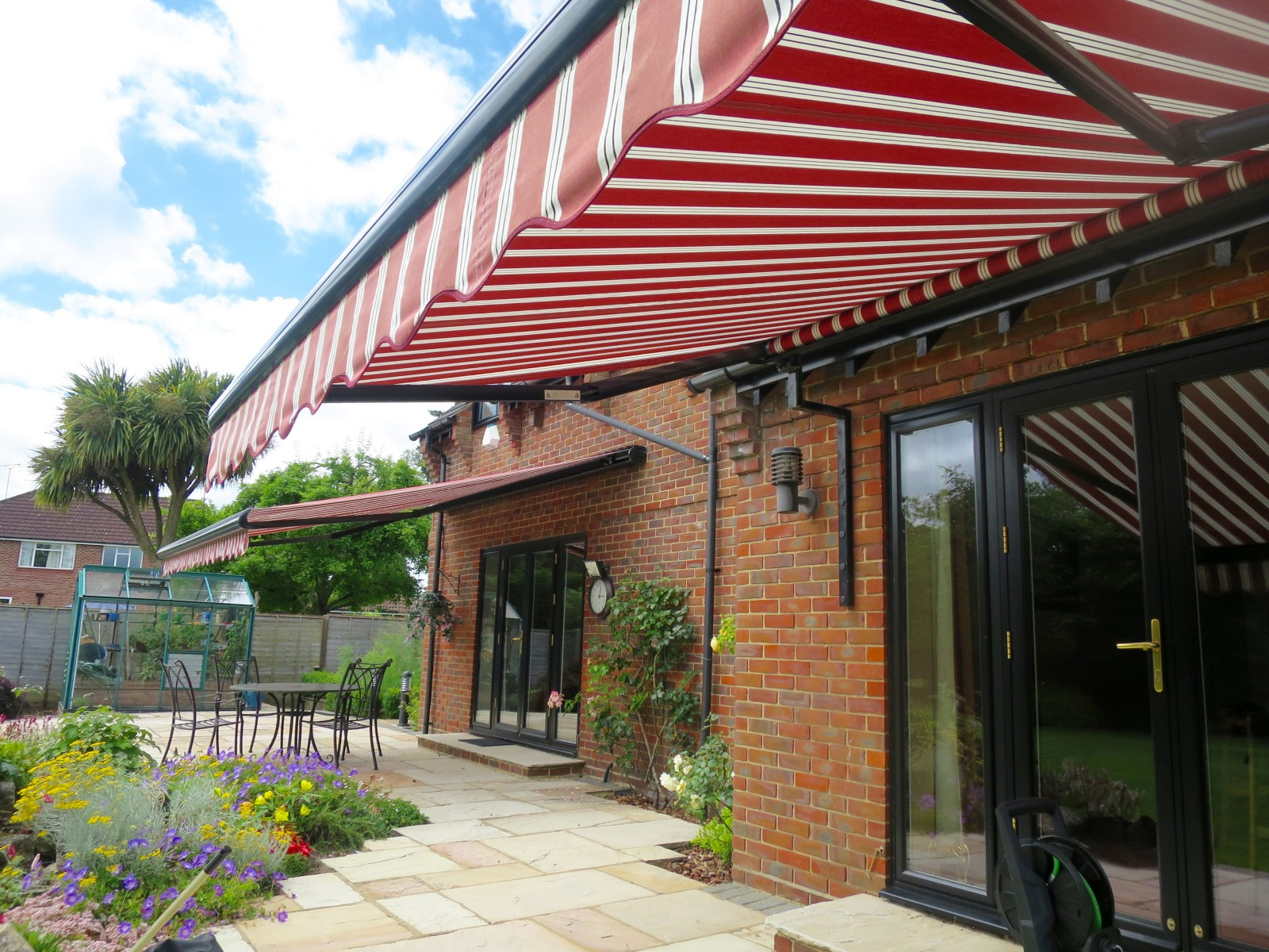 Electric Awnings Fitted In Romsey