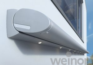 Weinor Awning Integrated Light Bar - Awningsouth