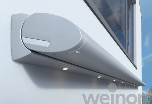 Weinor Awning Integrated Light Bar - Awningsouth
