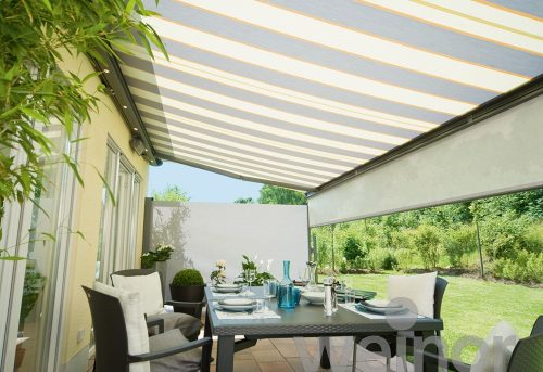 Weinor Awning With Power Valance - Awningsouth