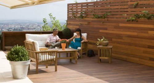 Outdoor Living Space - Awningsouth