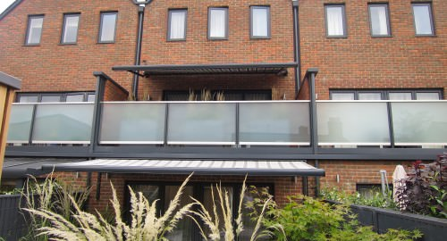 Balcony Awning Fitted in Winchester