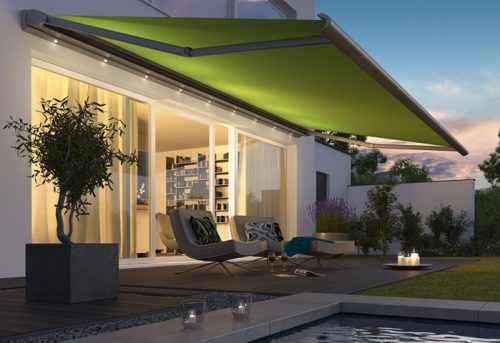 Premium Alresford Awning by Awingsouth