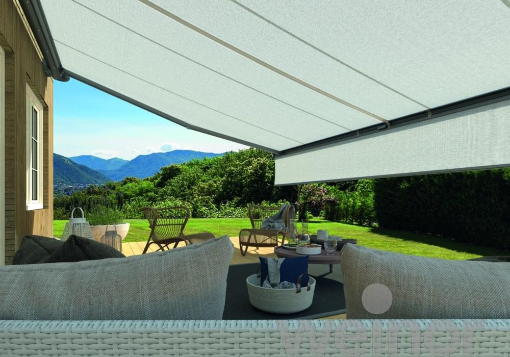 Semina Life Weinor Awning Decking - Awningsouth