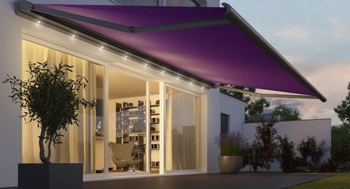 Weinor - Cassita - Alresford Awning Range - Hampshire