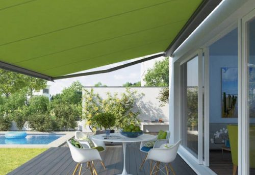 Weinor - Cassita Decking - Alresford Awning Range