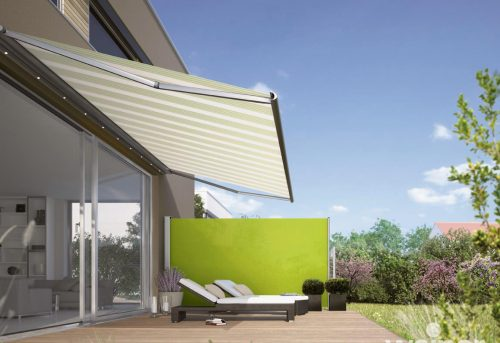 Weinor - Cassita Side - Alresford Awning Range