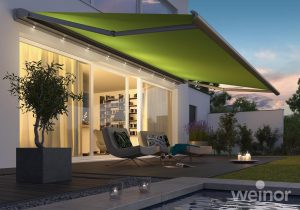 Weinor - Cassita with Lights - Alresford Awning Range