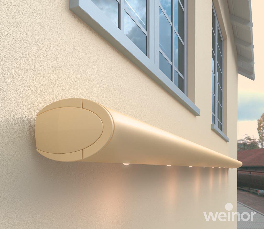 Weinor - Opal Cassette - Surrey Awning Range