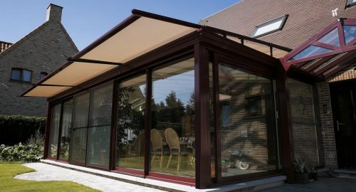Conservatory Roof Awning - Awningsouth