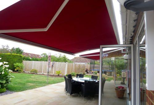 Electric Awnings Fitted in Porchester