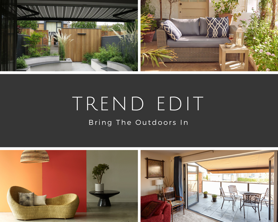 2016 Home Trends - Bring The Outdoors In