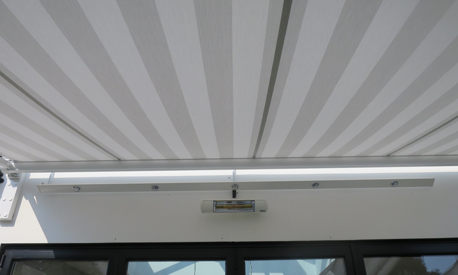 Electric Awnings Fitted In Gosport Hampshire Awningsouth