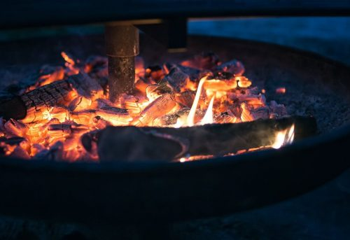 Fire Pit - How to Create and Outdoor Living Space - Awningsouth