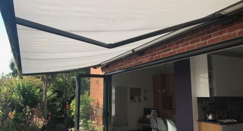 Weinor Opal Design II Awning Fitted in Southampton - Awningsouth