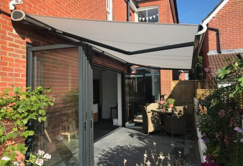 Weinor Opal II Awning Fitted in Southampton - Awningsouth