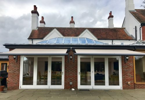 Weinor Cassita II Awning Fitted in New Forest - Awningsouth - Front View