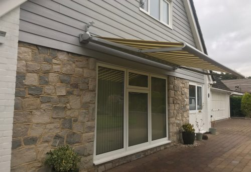 Weinor Cassita Patio Awning Fitted in Ringwood by Awningsouth