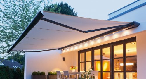 Weinor Awning LED Light bar - Awningsouth - Southampton, Hampshire