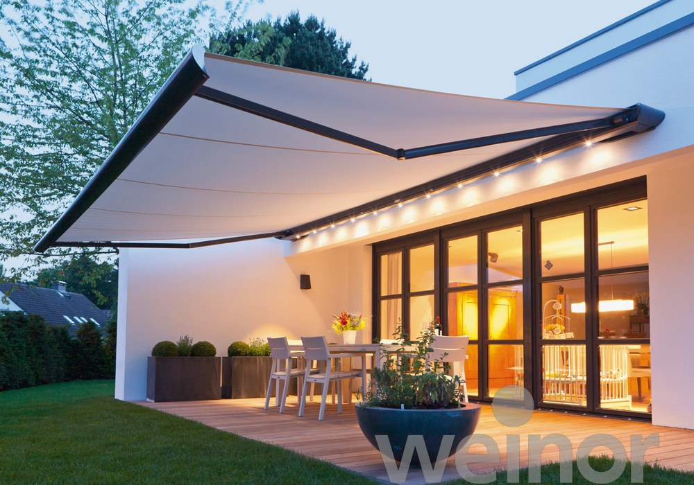 Weinor Awning LED Light bar - Awningsouth