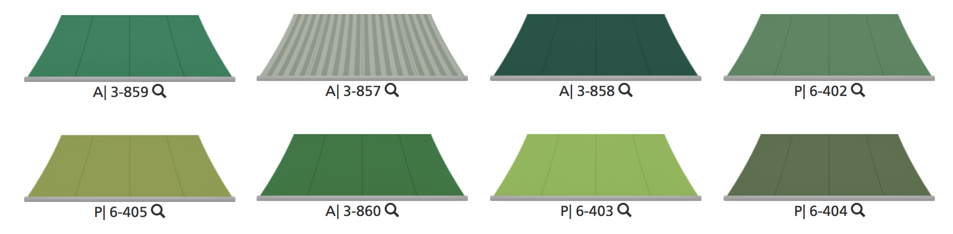 Green - Awning Colour Ideas - Weinor - Awningsouth