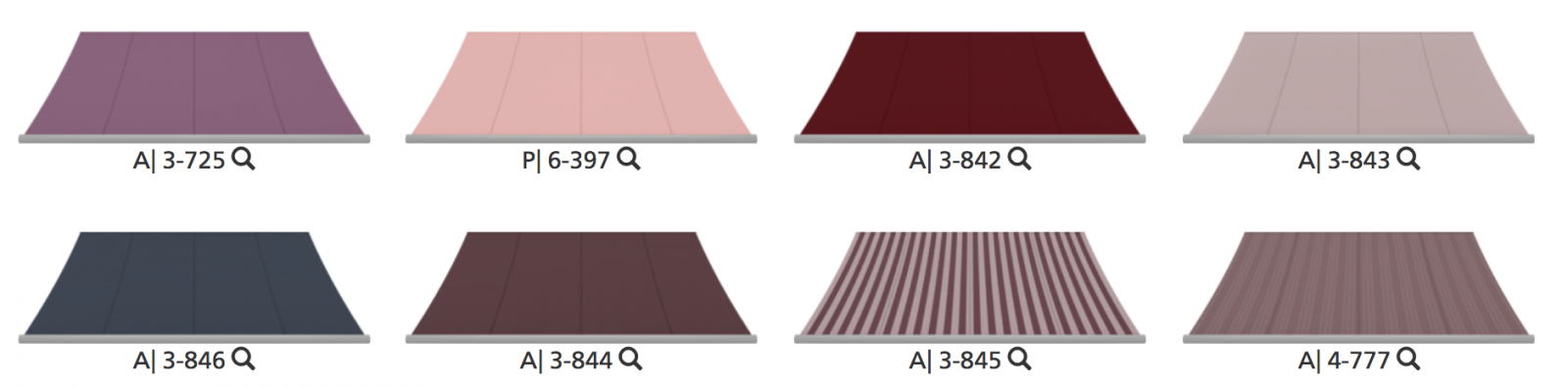 Purple Awning Colour Ideas - Weinor - Awningsouth