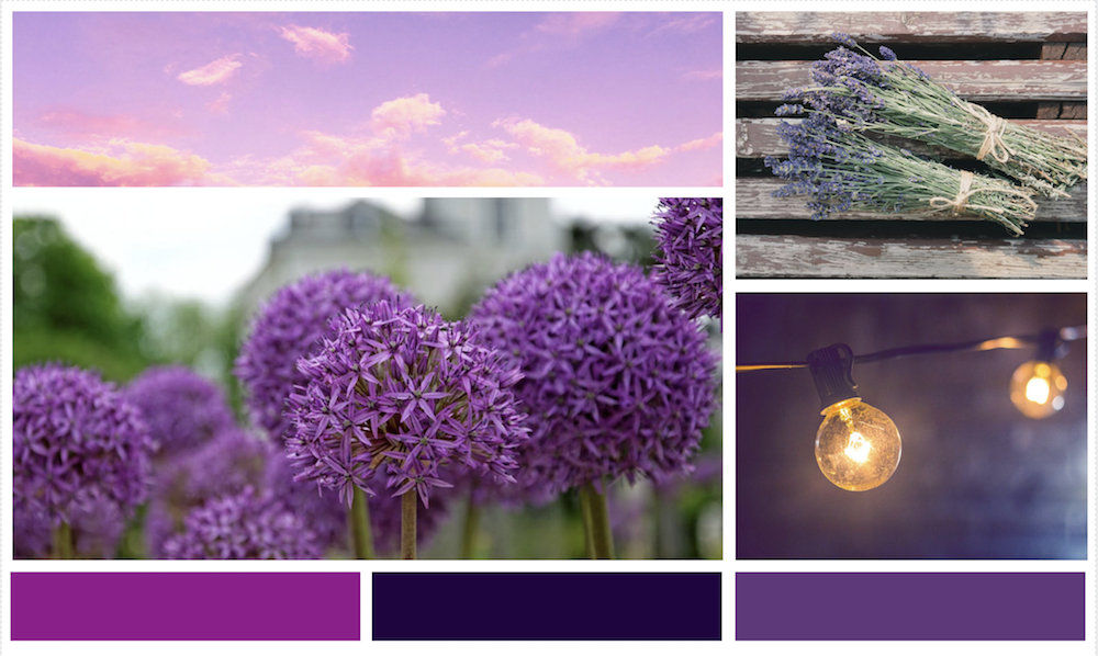 Purple - Awning Colour Ideas - Weinor - Awningsouth