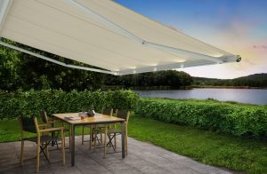 markilux 1650 Awning - white - Supplied and Fitted by Awningsouth - Hampshire, Surrey, London