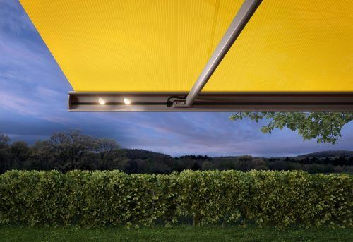 6000 Markilux Awning - Yellow - Supplied and Fitted by Awningsouth - Hampshire, Surrey, London