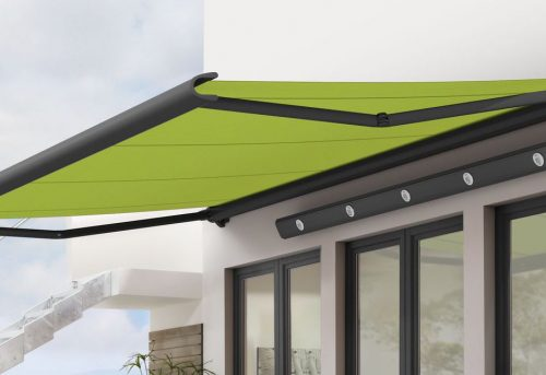 markilux 990 Awning - Close up - Supplied and Fitted by Awningsouth - Hampshire, Surrey, London copy