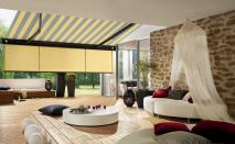 markilux Shadeplus Drop Down Valance - Awningsouth