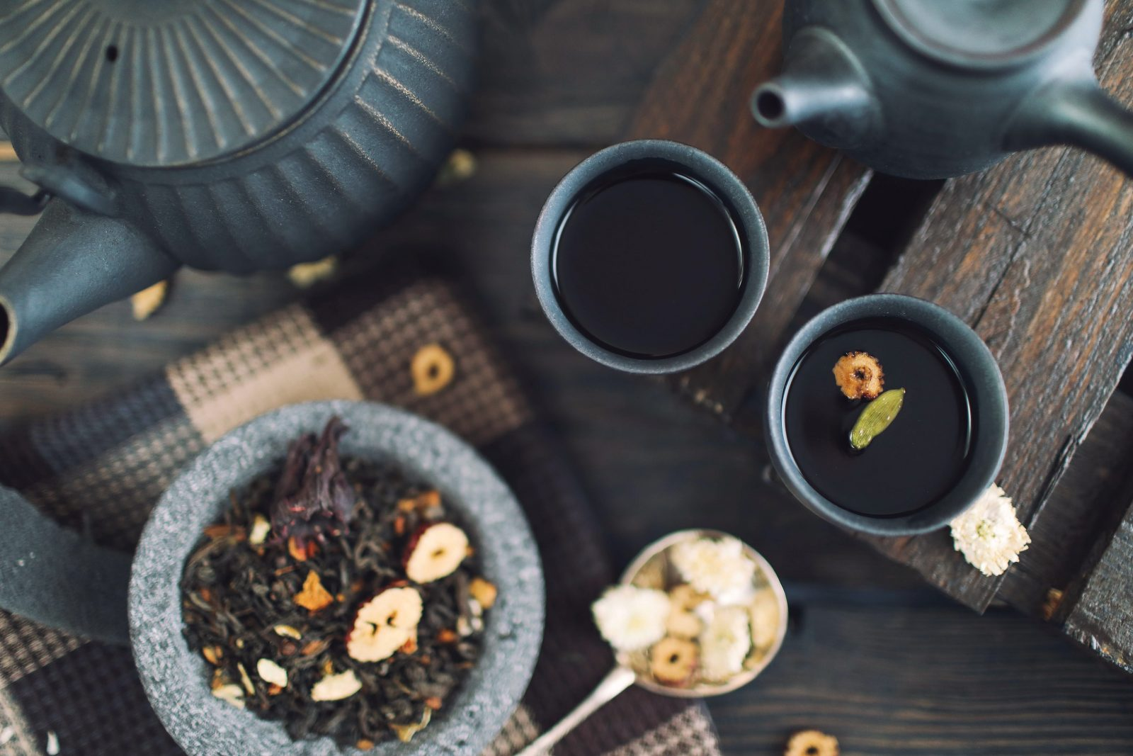 Tea Outdoors - How To Make The Most of Your Awning This Autumn - Awningsouth Blog