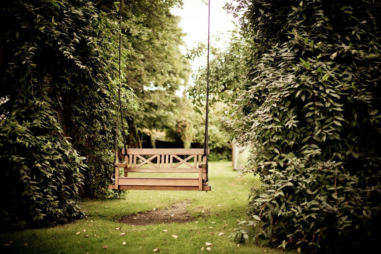 Garden Swing - Garden Trends 2020 - Awningsouth Blog