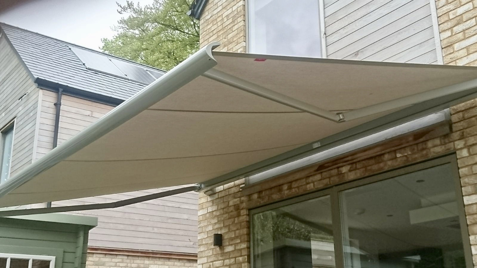 Weinor Cassita Awning Canopy Fitted in Winchester by Awningsouth