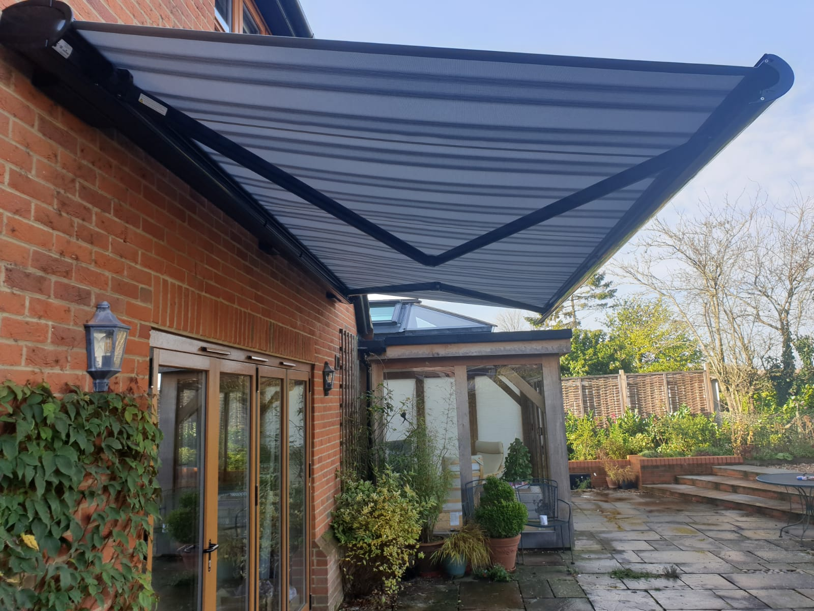 Weinor Opal Awning Fitted in Andover - Awningsouth