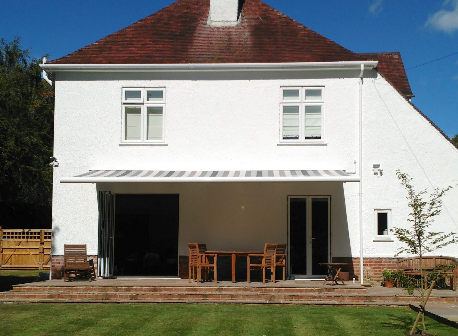 Markilux 6000 Awning Fitted by The Electric Blind Company