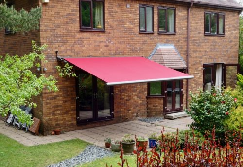 Large Weinor Cassita Awning fitted by Awningsouth